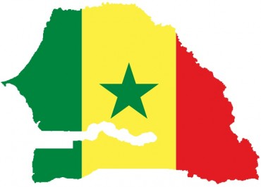 2013-07-12_03_Senegal Flag Map
