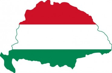 2013-07-13_04_Hungary Flag Map