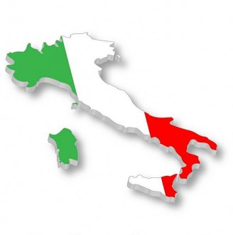 2013-07-17_02_Italy Flag Map