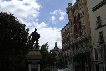 2013-08-07_03_Plaza de Cascorro Madrid Spain