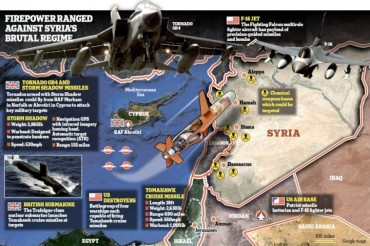 2013-08-29_06_USA UK And Allies Prepare Plans To Strike Syria Map