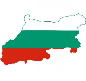 2013-09-11_02_Bulgaria Map Flag