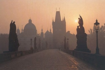 2013-10-15_05_Prague Charles Bridge Czech Republic Czechia