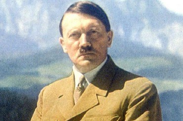 2013-11-06_05_Adolf Hitler Colour Photo Picture