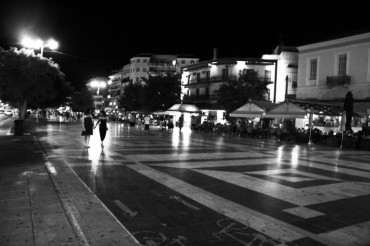 2013-11-08_03_Kalamata Town Greece Night
