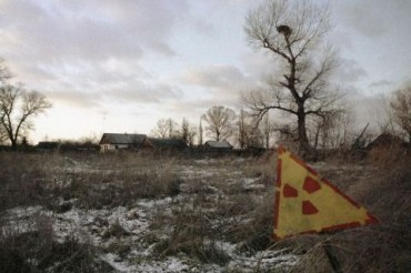2013-11-18_02_Chernobyl Nuclear Contamination Area Village Ukraine
