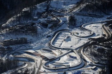 2013-12-09_04_Sochi Russia Olympics Complex Bobsled Bobsleigh Complex