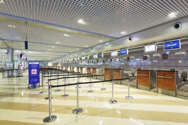 2013-12-17_06_Boryspil International Airport Terminal F Kiev Ukraine