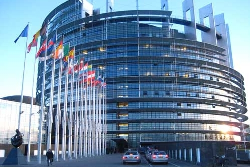 2014-02-07_02_European Parliament Building EU