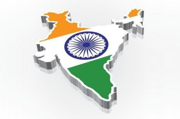 2014-02-09_02_India Flag Map