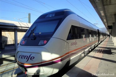 2014-02-23_01_Renfe Fast Speed Train Spain