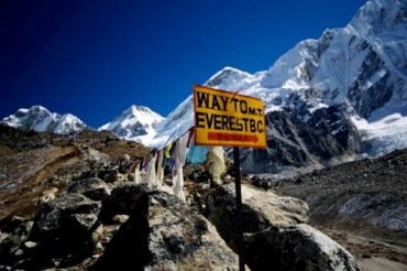 Way to Everest