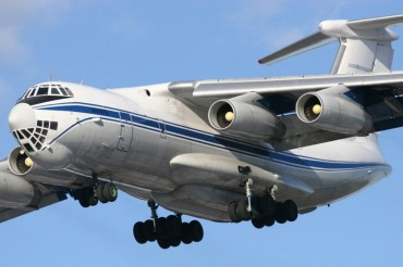 2014-03-01_02_Il-76 Ilyushin Aircraft Airplane Russia Russian Troops Carrier