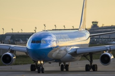 2014-07-07_04_Aerolineas Argentinas Airbus A340 at Barcelona