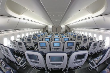 2014-07-09_06_British Airways Boeing-787 Interior Cabin Seats Passenger Jet Aircraft Aiplane