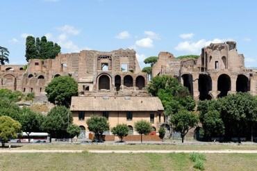 Emperor-Augustus-Stables-in-Rome-Italy