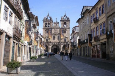 2014-09-04_01_Braga Portugal Tourist Attractions