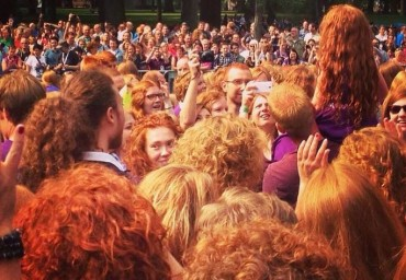 2014-09-08_02_Red Hair Red Haired People Holland the Natherlands