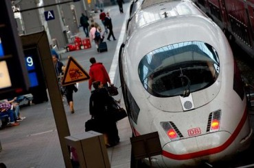 2014-10-15_03_Deutsche Bahn Train German Railroad Germany