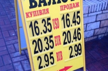 2014-12-16_06_Ukraine Currency Hryvnya Rate to Dollar Euro