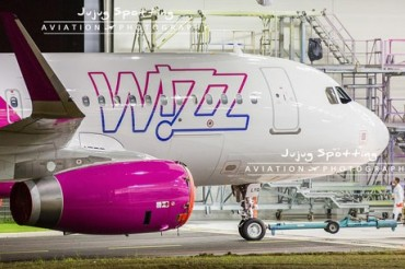 2015-05-11_02_Wizz Air Aircraft Airplane Aeroplane New Image