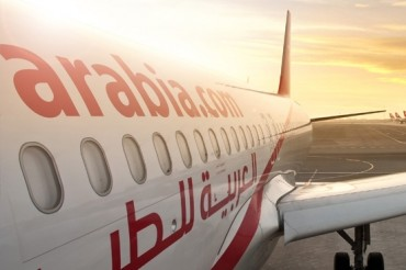 Air Arabia Aircraft Airpalne Plane UAE