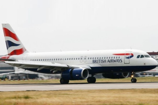 British Airways Airbus
