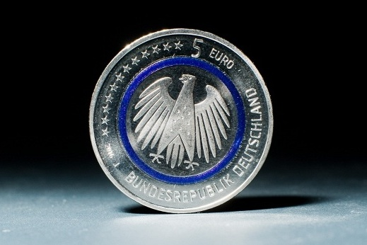 Germany Coin 5 Euro