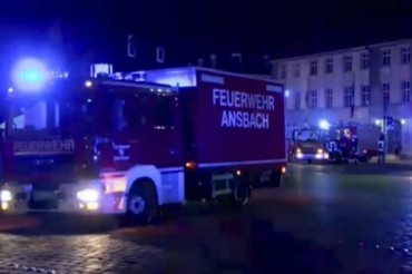 Ansbach Bomb Terrorist Germany Explosion