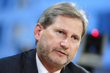 Johannes Hahn EU European Union