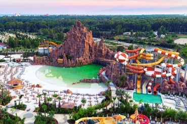 Land of Legends Amusement Park Antalya Turkey
