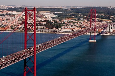 Bridge Lisbon Portugal
