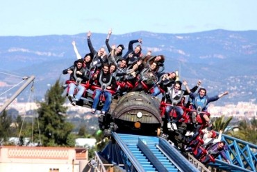 PortAventura World Theme Park Spain