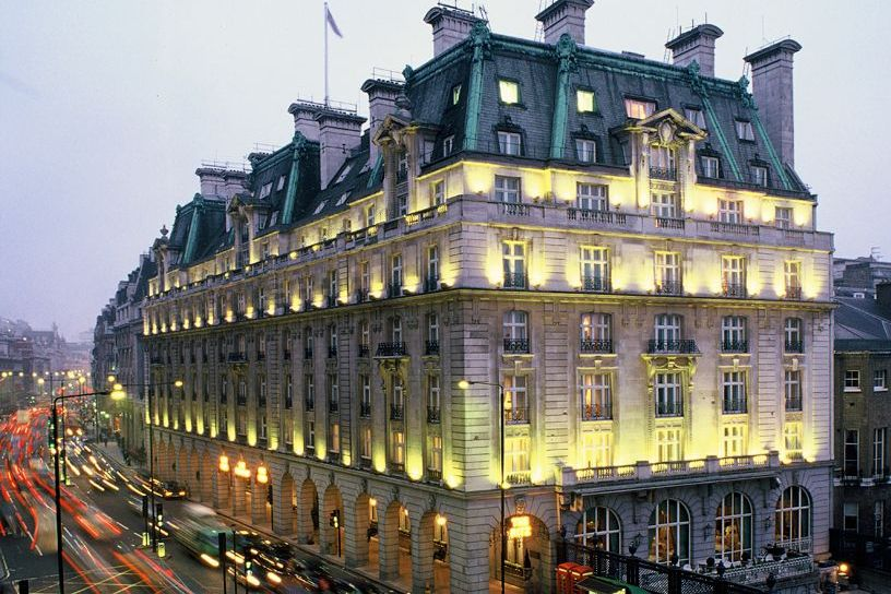 Ritz London UK Hotel