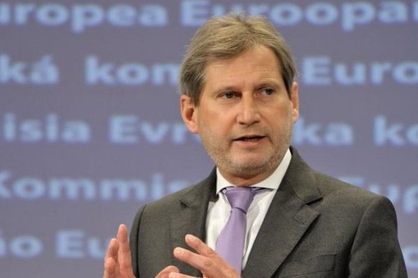 Johannes Hahn EU European Commission
